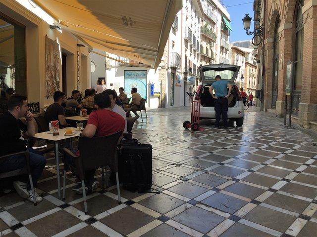 Jaén Se Llena De Terrazas Pero La Recaudación No Aumenta