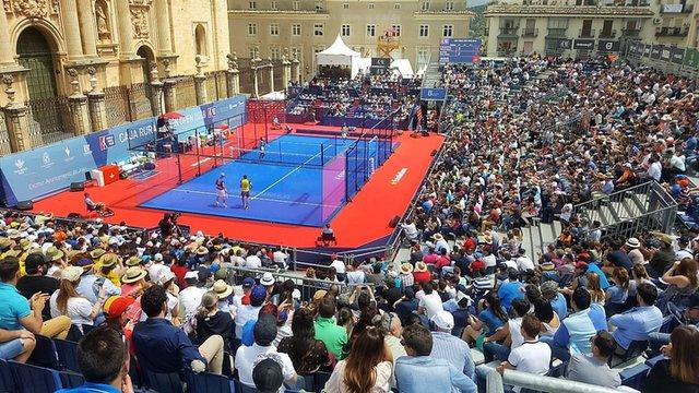 El World Pádel Tour desembarcará en Jaén del 21 al 26 de mayo