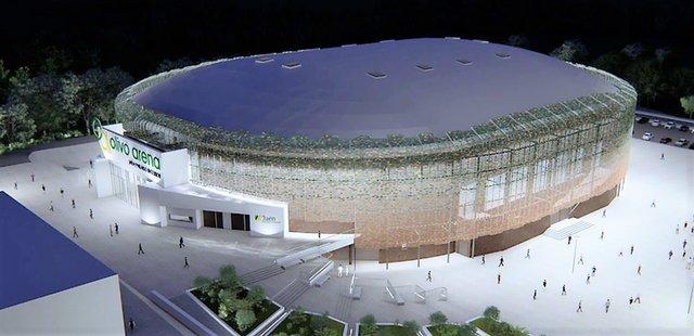 Ciudadanos no quiere el Olivo Arena en las afueras 3aba46e290867