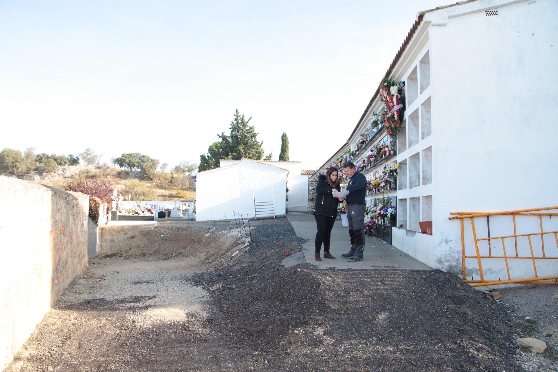 Conflicto por el cementerio de Santa Ana en Alcalá la Real - Lacontradejaen