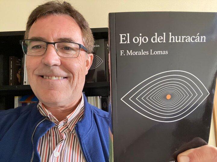 Morales Lomas, con su última publicación.